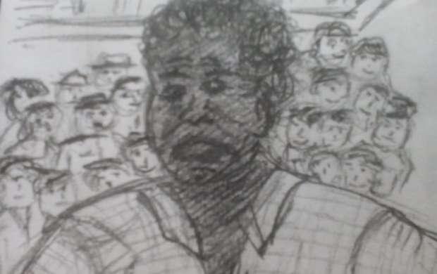 Un culebrero: El Negro Tovar