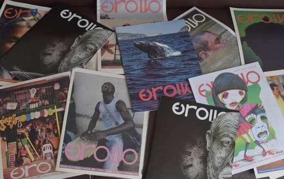 Conversatorio sobre los 10 años de la revista El Rollo