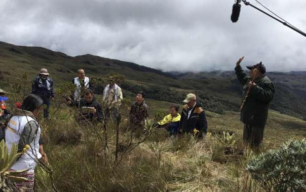 Sagrado: un documental que muestra lo esencial y valioso de la comunidad indígena Pijao