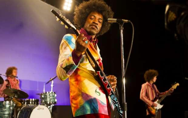 Cine: El rock en la vida de Jimi Hendrix