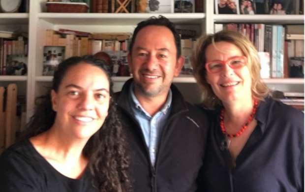 Teatro Azul trabaja en coproducción internacional