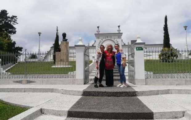 El Cementerio Libre de Circasia, una memoria viva