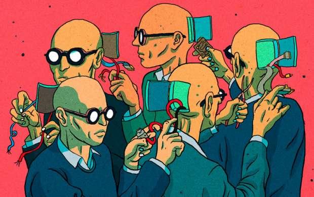 El surrealismo y la caricatura serán tema hoy en el Café literario trilingue