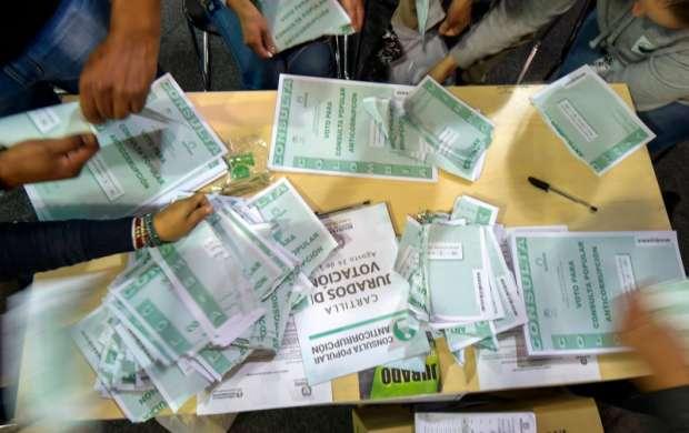 Una iniciativa ciudadana contra la corrupción para estas elecciones