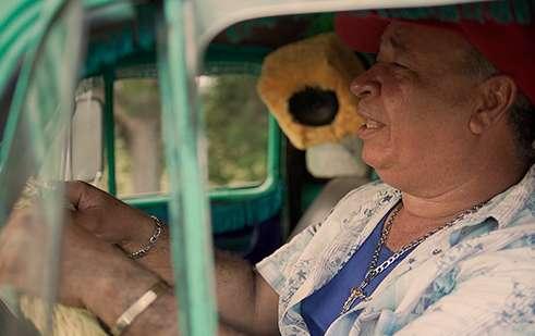 Luis Alberto posada es en el cine el Rey del Sapo
