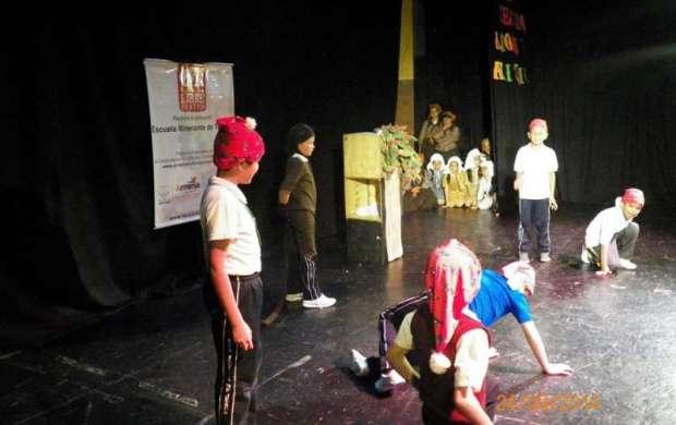 Segunda temporada de teatro quindiano en instituciones educativas