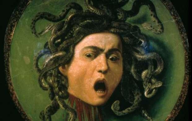 Portada: Medusa por Caravaggio