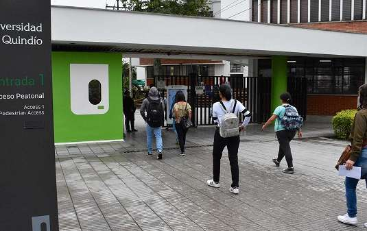 Estudiantes elevaron derecho de petición a la Uniquindío para saber si este semestre se realizará elección de representantes