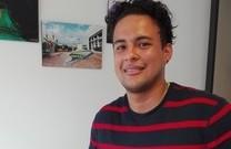 De abogado en Venezuela a vender arepas en Armenia
